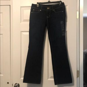 NWT American Eagle Slim Boot Jeans Size 6